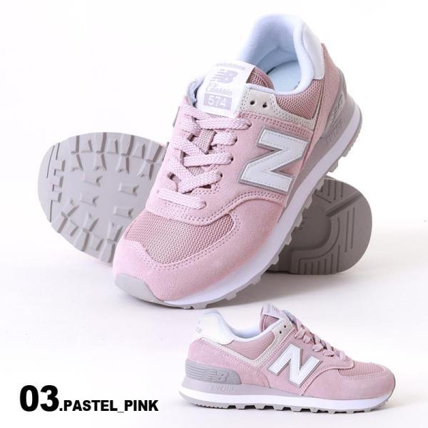 NEW BALANCE/ニューバランス レディース カジュアル スニーカー シューズ 靴 くつ ライフスタイル WL574|ocstyle|04