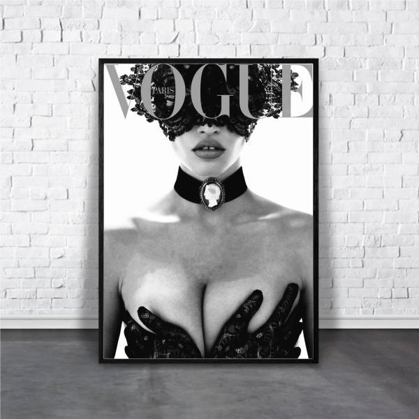 アートポスター/ブランド・北欧風・モダンアート/インテリア用/A4(210 x 297mm)/ポスターのみ/AP#001 octopus-goods01