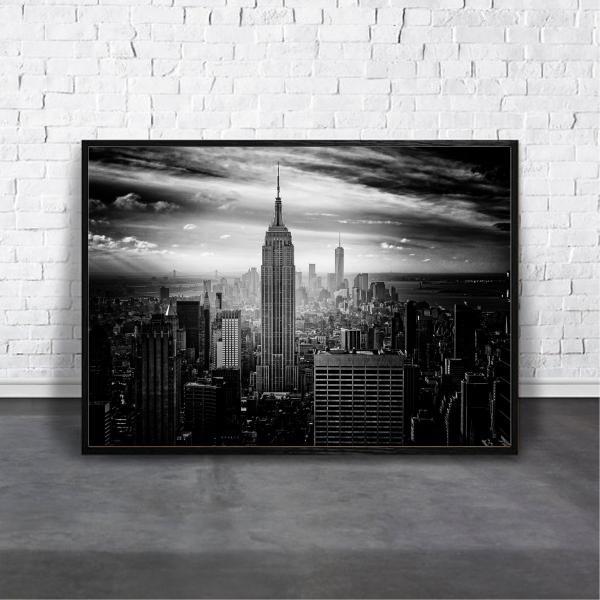 アートポスター/Aroma of Paris/選べる7サイズ&ポスター単品orフレームセット/Design:#086|octopus-goods01