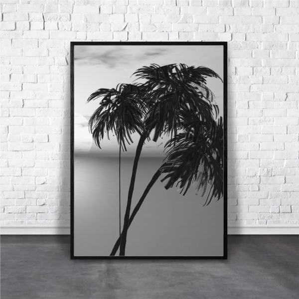アートポスター/Aroma of Paris/選べる7サイズ&ポスター単品orフレームセット/Design:#094|octopus-goods01