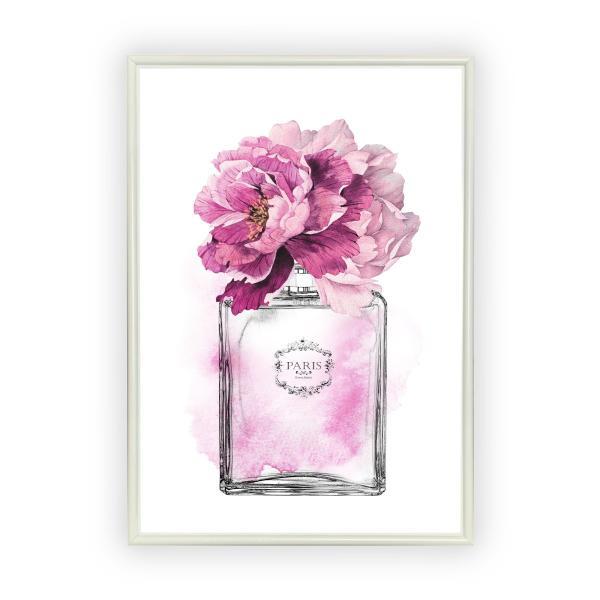 アートポスター/Aroma of Paris/選べる7サイズ&ポスター単品orフレームセット/Design:#140|octopus-goods01|11