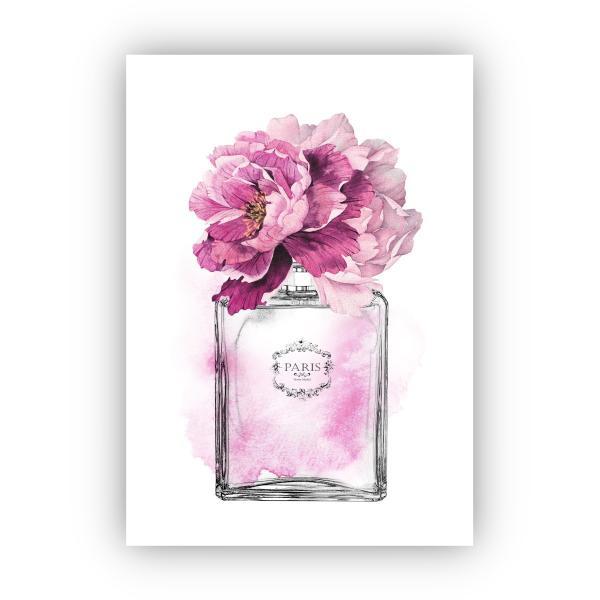 アートポスター/Aroma of Paris/選べる7サイズ&ポスター単品orフレームセット/Design:#140|octopus-goods01|07