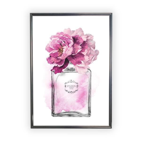 アートポスター/Aroma of Paris/選べる7サイズ&ポスター単品orフレームセット/Design:#140|octopus-goods01|08
