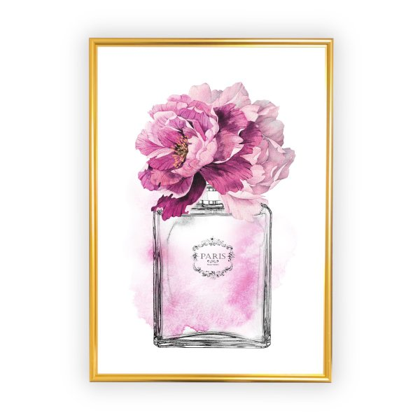 アートポスター/Aroma of Paris/選べる7サイズ&ポスター単品orフレームセット/Design:#140|octopus-goods01|09