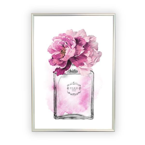 アートポスター/Aroma of Paris/選べる7サイズ&ポスター単品orフレームセット/Design:#140|octopus-goods01|10