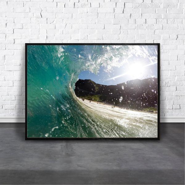 アートポスター/ブランド・北欧風・モダンアート/インテリア用/A4(210 x 297mm)/ポスターのみ/AP#147|octopus-goods01