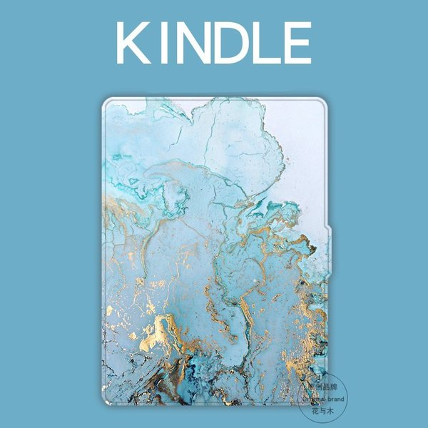 Kindle paperwhite ケース Kindle paperwhite カバー スリム スタンド PUレザー 耐衝撃 洋画風