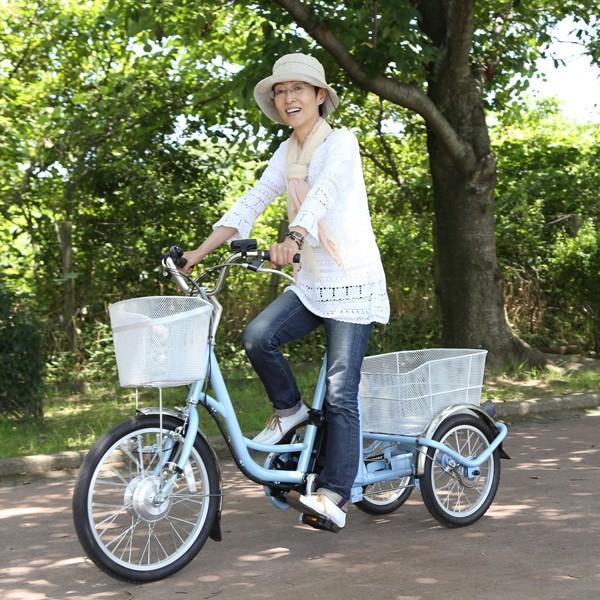 電動アシスト自転車 アシらくチャーリー 電動アシスト三輪車 三輪自転車  電動自転車  アフターフォロー対応サービス有