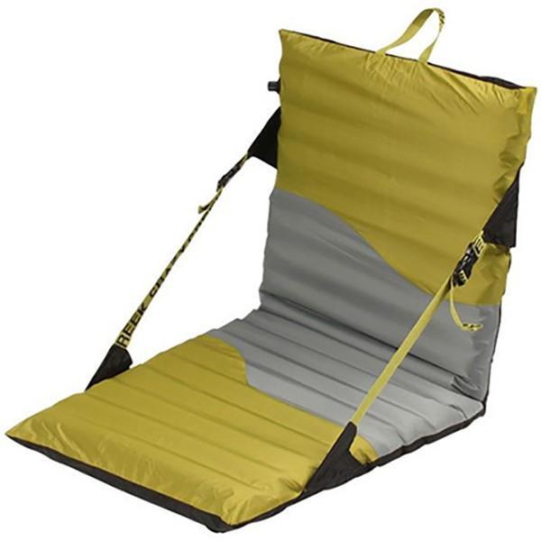 CRAZY CREEK クレイジークリーク エアチェアプラス ブラック/ペアー 12590014 アウトドアチェア アウトドア 釣り 旅行用品 キャンプ コンパクトチェア
