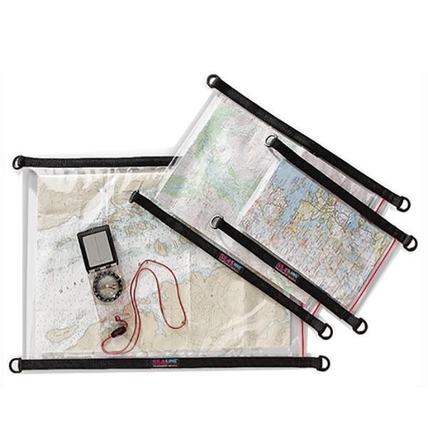 Seal Line シールライン マップケース/クリアー/S 32546 アウトドアポーチ アウトドア 釣り 旅行用品 キャンプ 防水バッグ・マップケース アウトドアギア