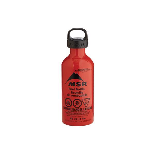 MSR エムエスアール 燃料ボトル/11 oz 325 ml 36830 レッド ホワイトガソリン アウトドア 釣り 旅行用品 キャンプ 燃料タンク 燃料タンク