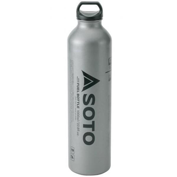 SOTO ソト 新富士バーナー 広口フューエルボトル 1000ml SOD-700-10-24 ホワイトガソリン アウトドア 釣り 旅行用品 キャンプ 燃料タンク 燃料タンク