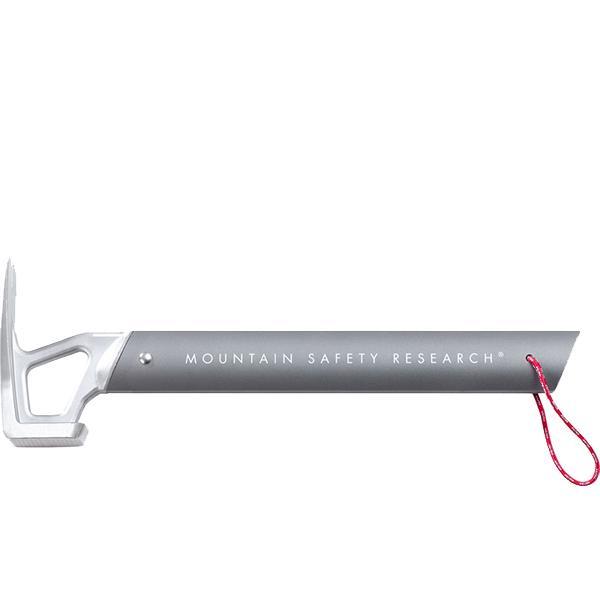 MSRエムエスアールステイクハンマー37777グレーペグハンマーアウトドア釣り旅行用品キャンプハンマー・ペグ・ロープ等ショベル