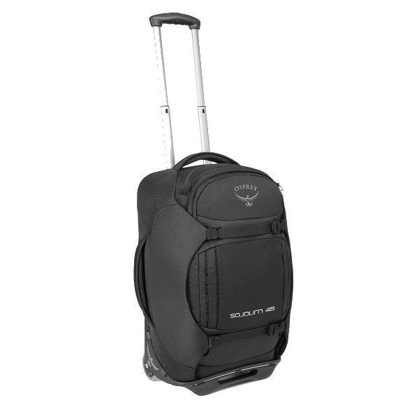 OSPREY オスプレー ソージョン45 22インチ /フラッシュブラック OS55007 キャリーバッグ スーツケース ファッション レディースファッション