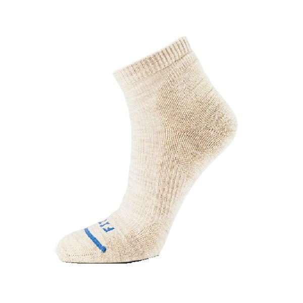 FITSフィッツライトハイカークウォーター/ストーン/LF1003クリームショートソックスファッションメンズファッション下着靴下