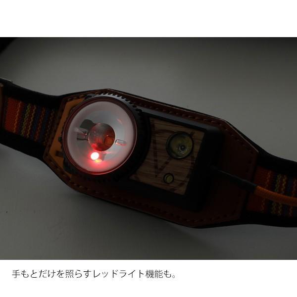UCO ユーシーオー ベイパー/カモ 27139 カーキ アウトドア ヘッドライト ヘッドランプ 釣り 旅行用品 LEDタイプ アウトドアギア