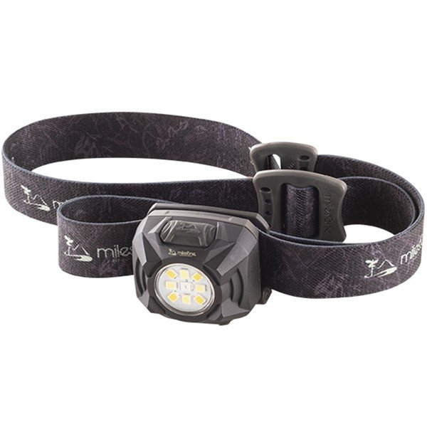 milestone マイルストーン MS-G2 MS-G2 ブラック ヘッドライト ヘッドランプ アウトドア 釣り 旅行用品 LEDタイプ アウトドアギア