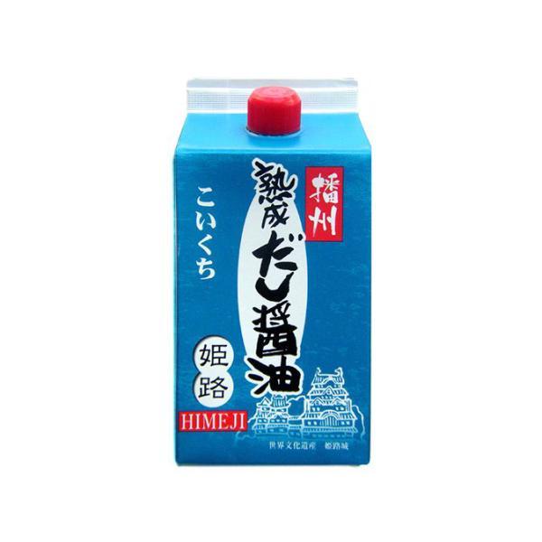 熟成だし醤油姫路こいくち900ml|odashiclub