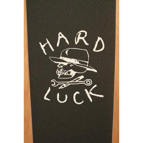 HARD LUCK (ハードラック,デッキテープ,グリップテープ) O.G. LOGO GRIP TAPE|oddball-skate-snow|02