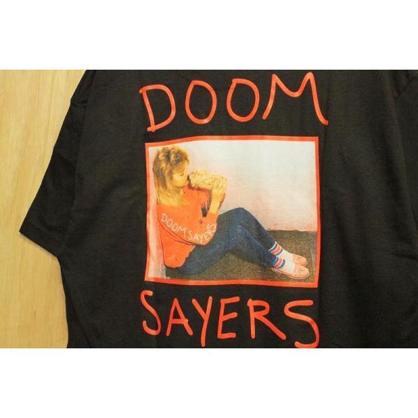 DOOM SAYERS (ドゥームセイヤーズ,ポケットTシャツ) BECKY POCKET TEE black|oddball-skate-snow|04
