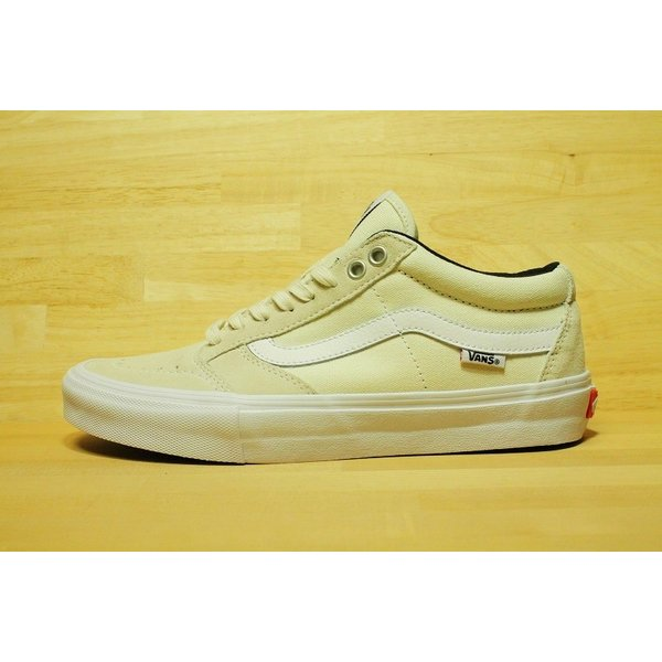 VANS PRO SKATE (バンズ スケート スニーカー ノニートルフィーヨ) TNT SG white/white|oddball-skate-snow|02