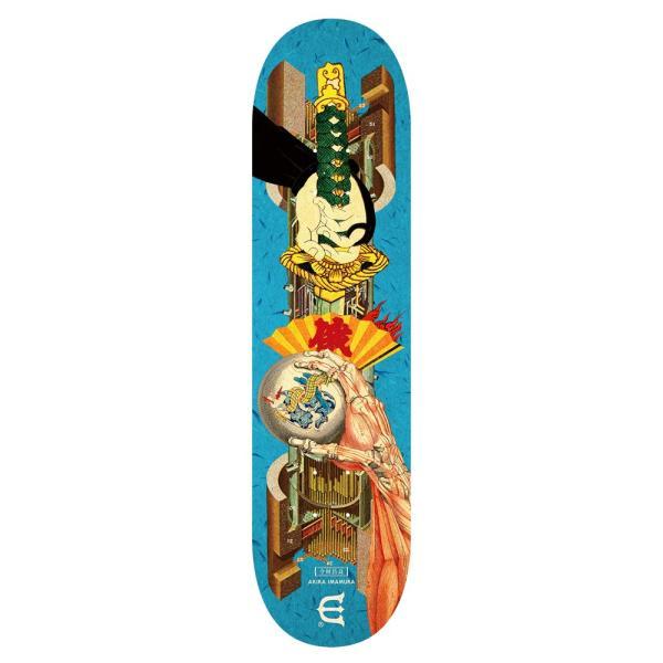 EVISEN DECK (エビセン,デッキ,ゑ扇子,エッセンス) ESSENCE AKIRA oddball-skate-snow