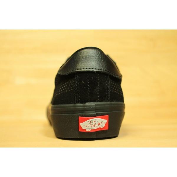 VANS PRO SKATE (バンズ,プロ,スタイル112,,スニーカー) STYLE 112 PRO blackout|oddball-skate-snow|04