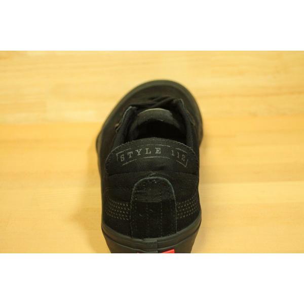 VANS PRO SKATE (バンズ,プロ,スタイル112,,スニーカー) STYLE 112 PRO blackout|oddball-skate-snow|06