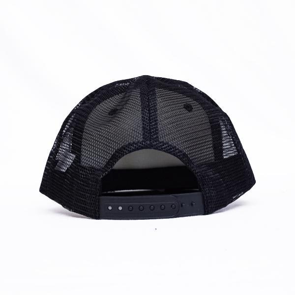 THRASHER (スラッシャー,バラ,ローズ,キャップ) ROSES MESH HAT black|oddball-skate-snow|03