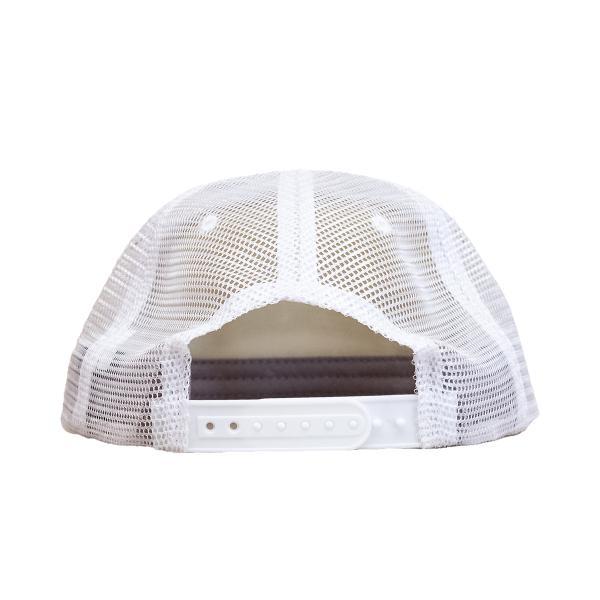 THRASHER (スラッシャー,バラ,ローズ,キャップ) ROSES MESH HAT white|oddball-skate-snow|03