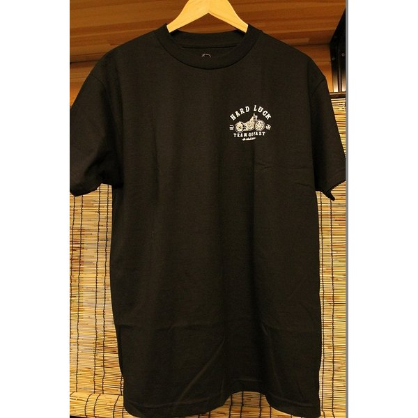 HARD LUCK (ハードラック Tシャツ) THE BLACK TIBETAN TEE Black|oddball-skate-snow|03