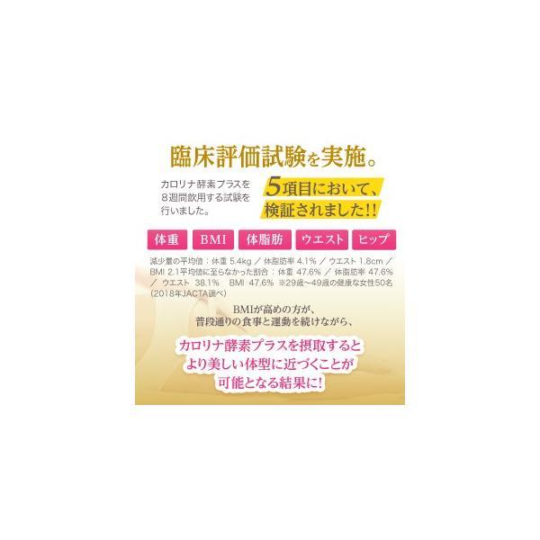 特許成分 酵素  サプリ カット カロリナ酵素プラス|odecomart|05