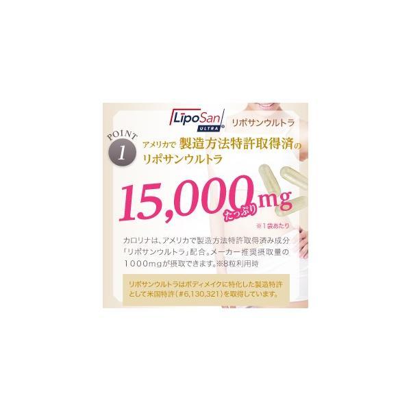 特許成分 酵素  サプリ カット カロリナ酵素プラス|odecomart|07