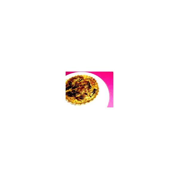 チキンのカレー風味キッシュ 直径20cm