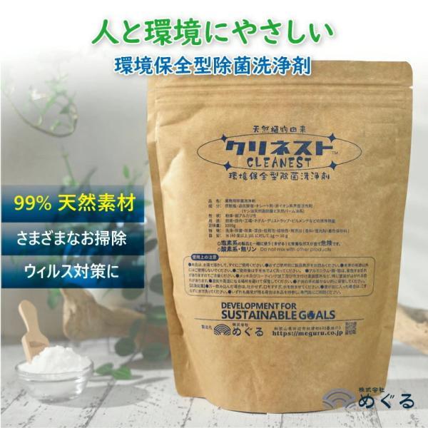 クリネスト 99.9% 天然植物由来の洗剤 部屋中使える  ひどい汚れ キッチン 浴槽 コンロ ヤニ汚れ 風呂場 水回り 床 テーブル