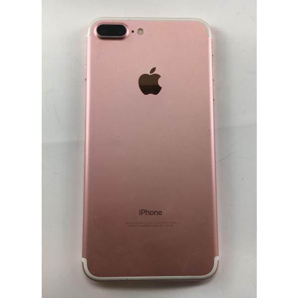 iPhone7Plus 128GB SIMロック ローズゴールド softbank 中古 残債なし Apple iPhone MN6J2J/A|office-create2|02