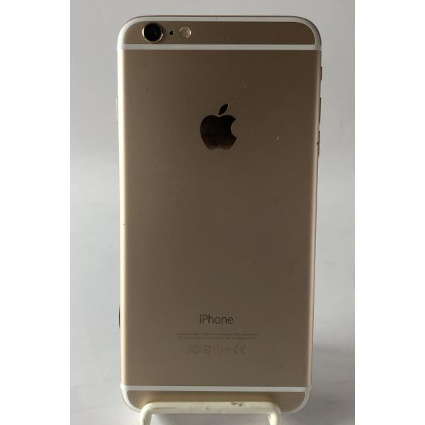 iPhone6 Plus 128GB SIMロック ゴールド au  傷あり 残債なし Apple iPhone MGAF2J/A|office-create2|02