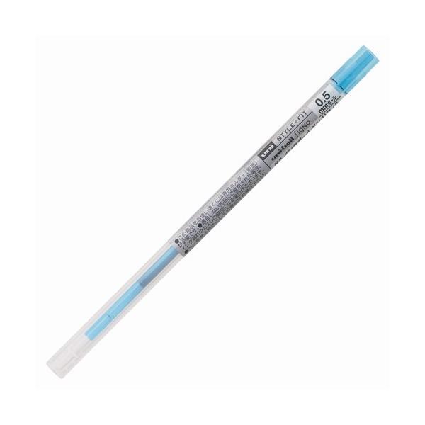 ゲルインクボールペン リフィル [スカイブルー] 0.5mm UMR-109-05