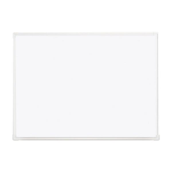 PLUS(プラス) ホワイトボード LB2 壁掛け ニッケルホーロー製 無地 1200×900 VI-LB2-340SHW
