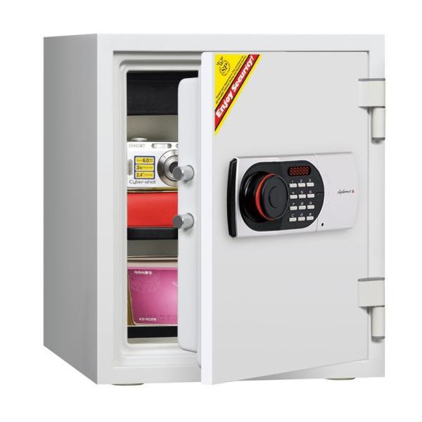 デジタルテンキー式耐火金庫 125EN88 A4対応 HOME SAFE<家庭用耐火金庫> 1時間耐火 容量25L ディプロマット・ジャパン