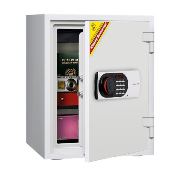 デジタルテンキー式耐火金庫 530EN88 A4対応 HOME SAFE<家庭用耐火金庫> 1時間耐火 容量36L ディプロマット・ジャパン