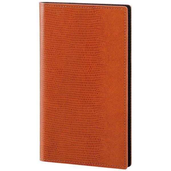 レイメイ藤井(Raymay) zeitVektor<ツァイトベクター> クロスペーパー 名刺ファイル 120ポケット ZVM121D オレンジ