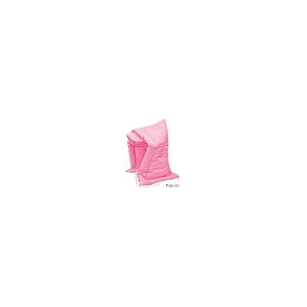 ナカバヤシ 学童用防災ずきん(防炎加工) ピンク BZ-101-P 小学生用 アルミ笛付
