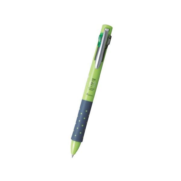 リポータースマート0.5 4色ボールペン BC-FRLE62 [グリーン]