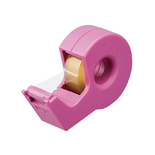 テープカッター<カルカット>ピンク ハンディタイプ小巻き ピンク T-SM300P コクヨ
