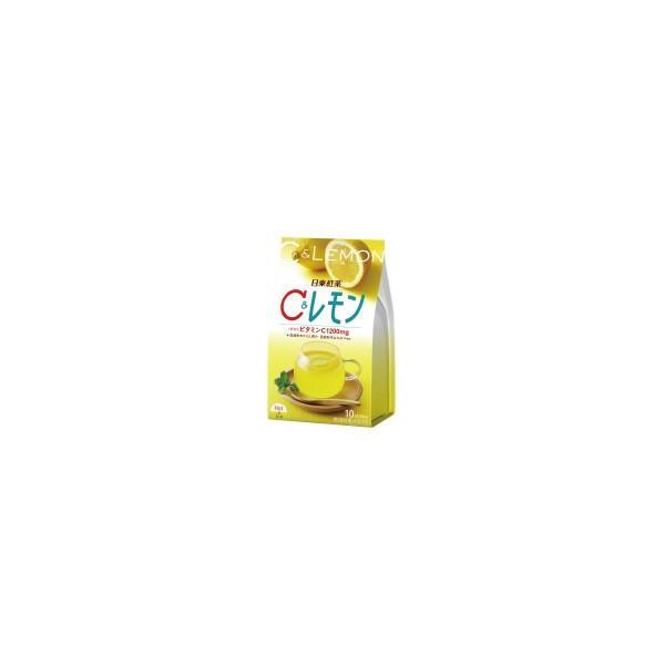 C&レモン スティック 10本× 503414 日東紅茶    ※軽減税率対象商品
