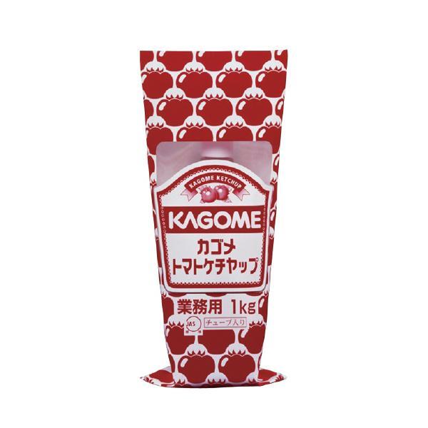 #トマトケチャップ 業務用 1kg  011829   カゴメ  ※軽減税率対象商品
