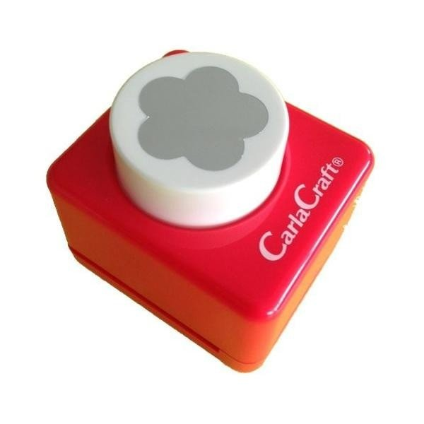 (同梱不可)Carla Craft(カーラクラフト) クラフトパンチ(大) ウメ/梅 CP-2 4100697 ペーパークラフト スクラップブッキング 花