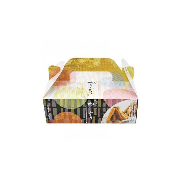 (代引不可) (同梱不可)金澤兼六製菓 ギフト ミックスかりんとうBOX 90g×30セット KAB-5