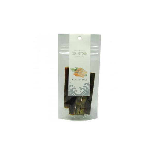 (同梱不可)シーキッチン ペット用フード 天然・国産・無添加 鮭スティック 40g